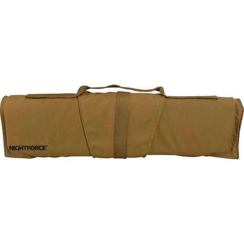 "Coyote Brown 19"" Padded Scope Cover"