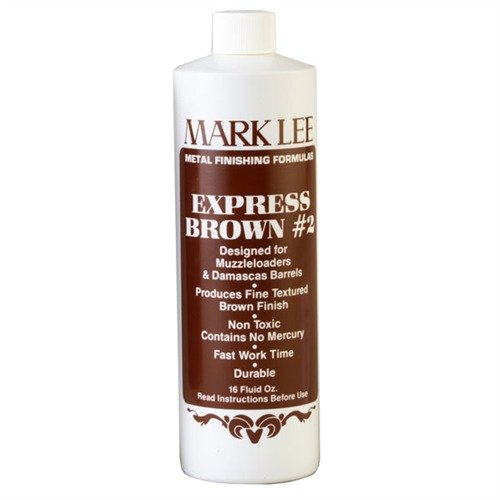 16 oz. Express Brown #2