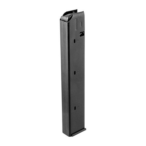 AR-15 Magazine 9mm 32rd Steel Gray