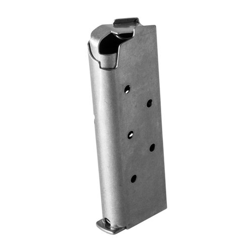 Sig P238 .380 Magazine Stainless Steel 6-Rd Flush Fit
