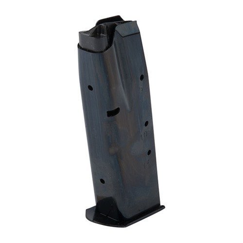 CZ 75B Compact Mag 9mm Blue 14 Rds