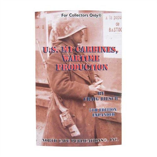 U.S. M1 Carbines-Wartime Production