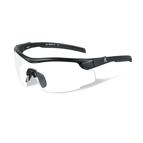 Remington Adult Glasses-Black Frame-Clear Lens