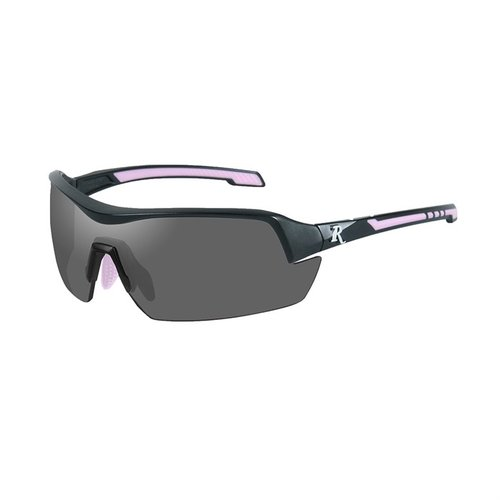 Remington Ladies Glasses-Black&Pink Frame-Smoke Lens