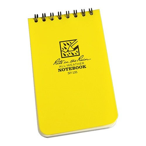 All-Weather Pocket Notebook