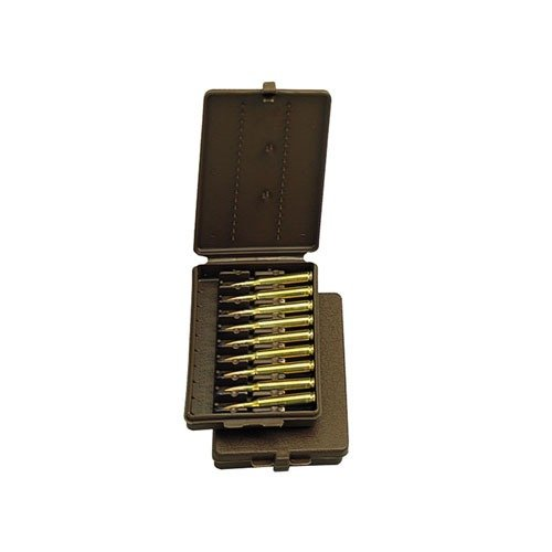 Ammo Boxes Rifle Brown 17-7.62 x 39 9