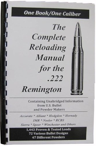 Loadbook-222 Remington
