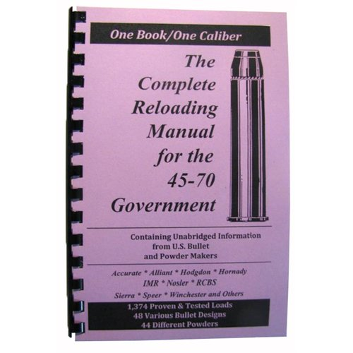 Loadbook-45-70 Government