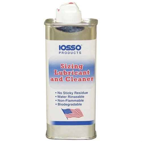 Iosso Sizing Lubricant and Cleaner