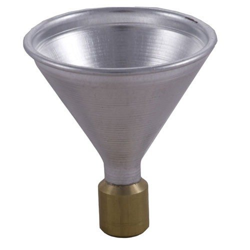 Aluminum Powder Funnel, 6mm