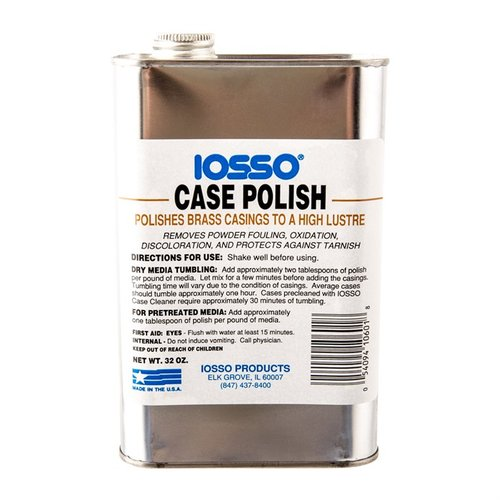 Iosso Case Polish - 32 oz.