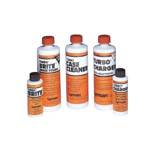Lyman Turbo Brite Brass Polish 20 oz.