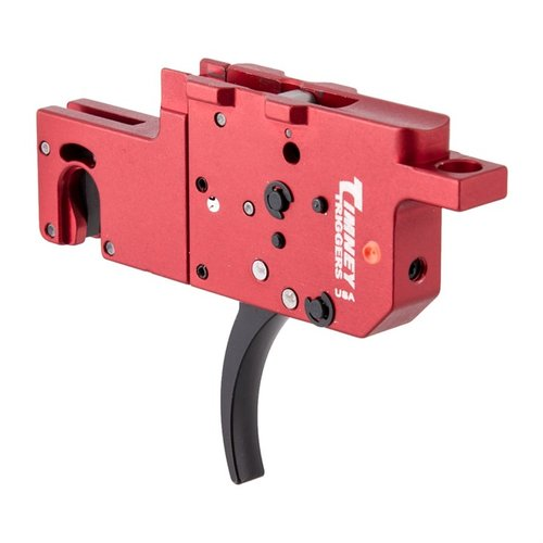 Ruger Precision Rifle 2 Stage Trigger Curved