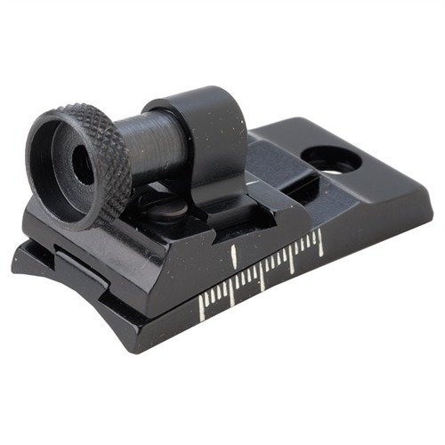 Ithica Peep Rear Sight Black